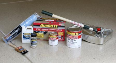 Garage Floor Coating Tips