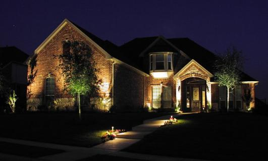 Malibu Landscape Lighting